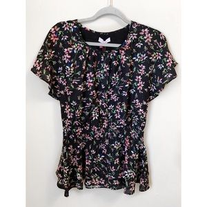 NWT Parker Lisse blouse